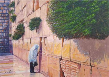 צייר ציורי שמן